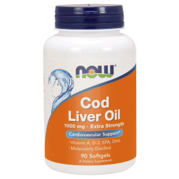 Now Foods Cod Liver Oil...