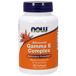 Now Foods Advanced Gamma E...