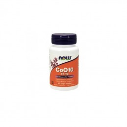 Now Foods CoQ10 60mg 60kaps