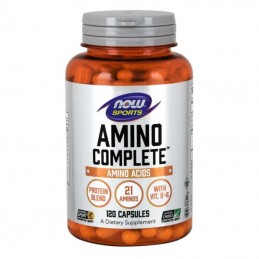 Now Foods Amino Complete 120 kaps