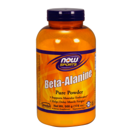 Now Foods Beta-Alanine 2000mg 500g