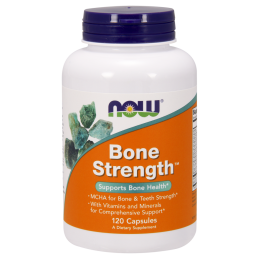 Now Foods Bone Strenght 120kaps