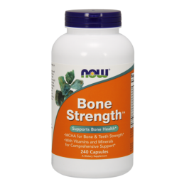 Now Foods Bone Strenght 240kaps