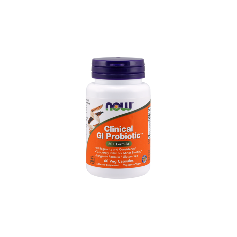 Now Foods Clinical Probiotic 60kaps