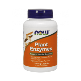 Now Foods Plant Enzymes 120kaps