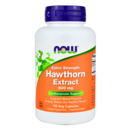Now Foods Hawthorn Extract 90 kaps
