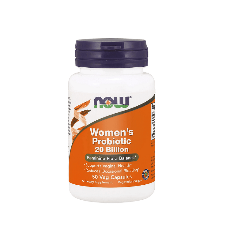 Now Foods Womens Probiotic 50 kaps