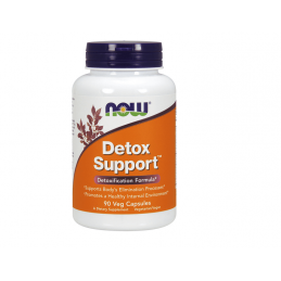 Now Foods Detox Support 90 kaps