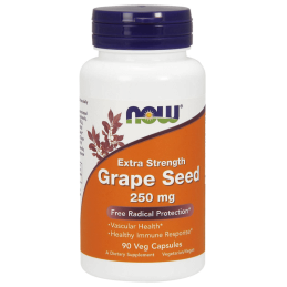 Now Foods Grape Seed 90 kaps