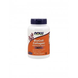NOW Foods BioCell Collagen Hydrolyzed Type II - 120 kaps